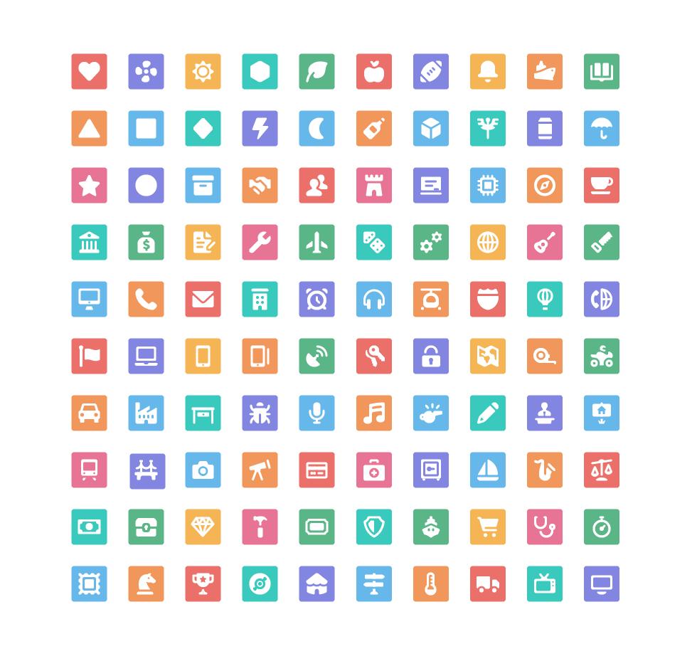 CSS Icons(Ikon)